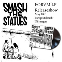 Forvm LP Releaseshow may 18th